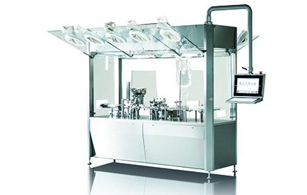 Fully-automatic systems for clinical trials and small batch production
