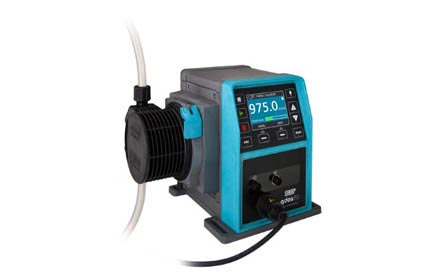 Qdos chemical metering pumps